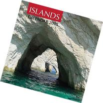 Islands Calendar 2015: 16 Month Calendar