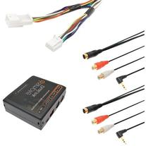 iSimple ISTY531 Automotive Dual Auxiliary Input Kit for