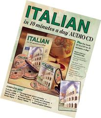 ITALIAN in 10 minutes a day® AUDIO CD