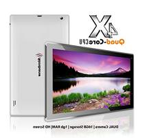 Simbans  iXL 10 Inch Quad Core Tablet PC - 16GB, Android 4.4