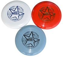 Discraft J Star Youth Ultimate Disc Set of 3