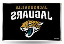 Jacksonville Jaguars NFL 3in x 5in Banner Flag