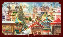 Jacquie Lawson Christmas Market Advent Calendar