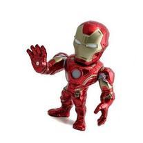 Jada Toys Marvel Civil War Captain America 6Metal Diecast