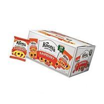 Knott's Berry Farm Premium Berry Jam Shortbread Cookies, 2 oz Pack, 36/Carton