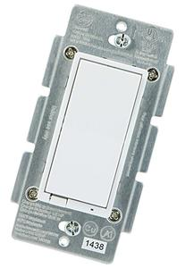 GE12722 Z-Wave Wireless Lighting Control On/Off Switch