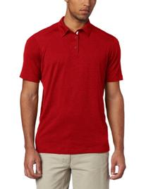 Exofficio Men's Javatech Polo Short Sleeve, Gravity, Small