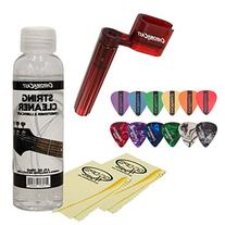 ChromaCast JB-GCLEANP Guitar String Cleaning and Care Bundle