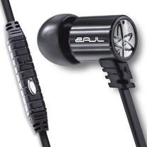 JLab Audio J4M Heavy Bass Rugged Metal In-Ear Headphones w/