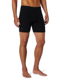 prAna Men's JD Short, Black, Large