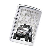 Zippo Zippo Jeep High Polish Chrome Lighter