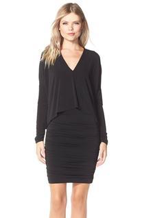 Women's BCBGMAXAZRIA Jersey Popover Dress, Size X-Small -