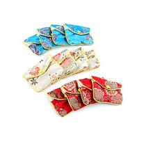 TOOGOO 12 x Jewellery Jewelry Silk Purse Pouch Gift Bag Bags