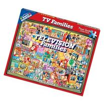 Jigsaw Puzzle 1000 Pieces 24X30-Tv Families