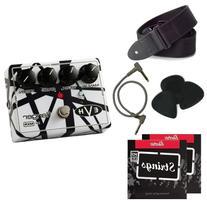 Jim Dunlop EVH117 MXR EVH Flanger + Bundle pack