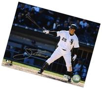 """Jim Thome Chicago White Sox Autographed 8"""" x 10"""" Pointing"""