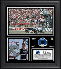Jimmie Johnson 2014 Nascar Sprint Cup Series Race at Dover