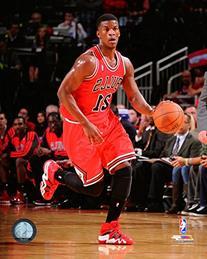 Jimmy Butler Chicago Bulls NBA Action Photo