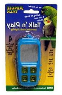 Jungle Talk Pet Products BJN47010 Play Phone Bird
