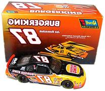 Joe Nemecheck Burger King 1:24 Scale Revell Collection Die-