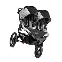 Baby Jogger 2014 Summit X3 Double Jogging Stroller, Black/