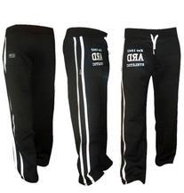 Men's Joggers Cotton Fleece Jogging Trousers Pants Track