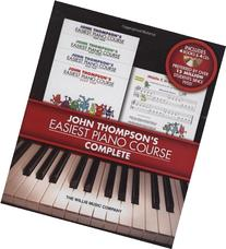 Easiest Piano Course Complete - Boxed Set