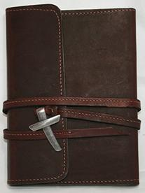 """Leather Journal / Leather Notebook / Leather Diary 5"""" X 7"""""""