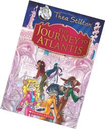 Thea Stilton Special Edition: The Journey to Atlantis: A