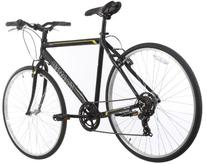 Framed Journey Men's Bike Black/Yellow/White 19in