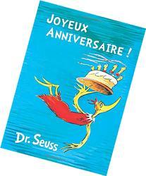 Joyeux Anniversaire!: French Edition of Happy Birthday to