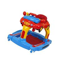 Dream On Me Joyride 3 In 1 Walker Rocker and Push Toy Red