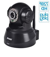 Tenvis JPT3815W-HD Smart Baby Monitor, 720P H.264 Megapixel
