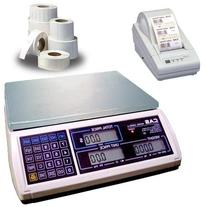 CAS JR-S-2000-60 NTEP Price Computing Scale, 60 x 0.01 lb w/