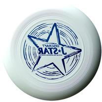 Discraft J-Star Youth Ultimate Disc 145g - White