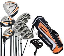 Founders Club The Judge Complete Golf Set with Graphite Regular Flex Shafts and