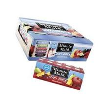 Minute Maid 100% Juice Variety Pack 40 boxes/6.75oz