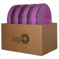 Panyard Jumbie Jam Steel Drum 4-Pack - Purple