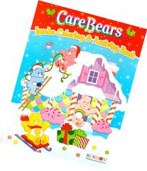 Care Bears Jumbo Coloring & Activity Book ~ Candy House