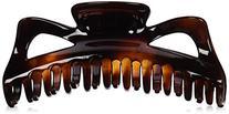 Caravan Jumbo Hair Claw in Tortoise Shell Color of Celluloid