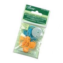 Jumbo Locking Stitch Markers-12/Pkg