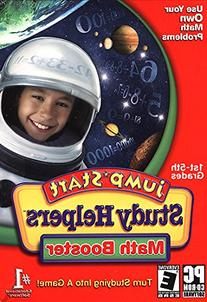 JumpStart Study Helpers Math Booster Age Rating:7 - 11