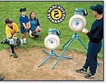 Jugs Junior Baseball Pitching Machine
