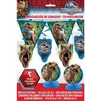 Jurassic World Decorating Kit, 7pc