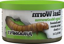 JurassiDiet - EasiWorms: Large, 35 g / 1.2 oz