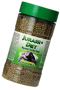 JurassiDiet - Aquatic Turtle, 140 g / 4.9 oz