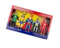 DC Comics Justice League New Frontier Bendable Action