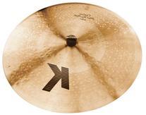 """Zildjian K Custom 20"""" Flat Top Ride Cymbal"""