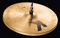 Zildjian K Hi Hat Top Cymbal 14 in
