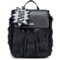 Karl Lagerfeld K/Pop Fuzzy Backpack